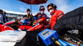 Leon Haslam, Team HRC, Estoril RACE 1