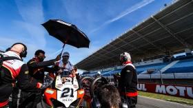 Michael Ruben Rinaldi, Team GOELEVEN, Estoril RACE 1