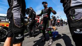 Alex Lowes, Kawasaki Racing Team WorldSBK, Estoril RACE 1