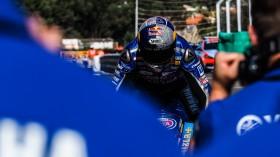 Toprak Razgatlioglu, Pata Yamaha WorldSBK Official Team, Estoril RACE 1