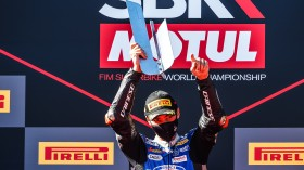 Toprak Razgatlioglu, Pata Yamaha WorldSBK Official Team, Estoril RACE 1