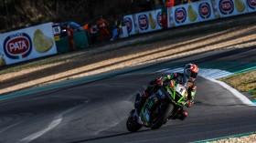 Jonathan Rea, Kawasaki Racing Team WorldSBK, Estoril FP3