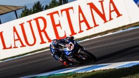 Toprak Razgatlioglu, Pata Yamaha Official WorldSBK Team, Estoril FP3