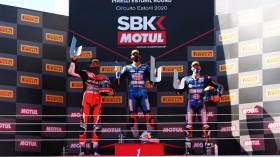 WorldSBK Estoril RACE 1