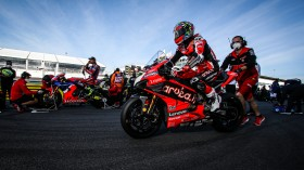 Chaz Davies, Aruba.it Racing - Ducati, Estoril Tissot Superpole RACE