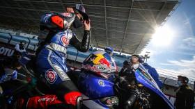 Toprak Razgatlioglu, Pata Yamaha WorldSBK Official Team, Estoril Tissot Superpole RACE