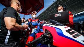 Leon Haslam, Team HRC, Estoril Tissot Superpole RACE