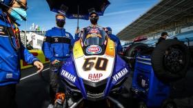 Michael van der Mark, Pata Yamaha WorldSBK Official Team, Estoril Tissot Superpole RACE
