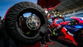 Alvaro Bautista, Team HRC, Estoril Tissot Superpole RACE