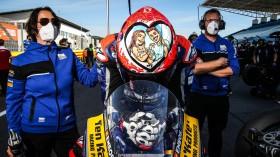 Loris Baz, Ten Kate Racing Yamaha, Estoril Tissot Superpole RACE