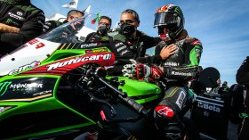 Jonathan Rea, Kawasaki Racing Team WorldSBK, Estoril Tissot Superpole RACE