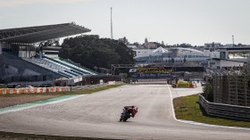 Chaz Davies, Aruba.it Racing - Ducati, Estoril RACE 2