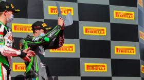 Mika Perez, Prodina Ircos Team WorldSSP300, Estoril RACE 2