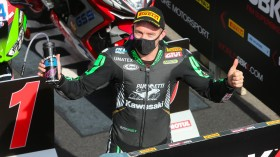 Lucas Mahias, Kawasaki Puccetti Racing, Estoril RACE 2