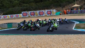Nick Kalinin, Battley-RT Motorsports by SKM-Kawasaki, Estoril RACE 2