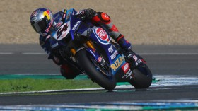 Toprak Razgatlioglu, Pata Yamaha Official WorldSBK Team, Jerez Test Day 1
