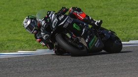 Jonathan Rea, Kawasaki Racing Team WorldSBK, Jerez Test Day 1
