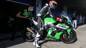Isaac Viñales, Orelac Racing VerdNatura, Jerez Test Day 1
