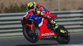Alvaro Bautista, Team HRC, Jerez Test Day 1