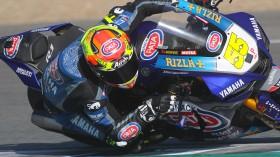 Andrea Locatelli, Pata Yamaha WorldSBK Official Team, Jerez Test Day 1