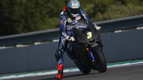 Kohta Nozane, GRT Yamaha WorldSBK Junior Team, Jerez Test Day 1