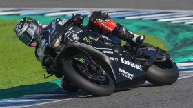 Jonathan Rea, Kawasaki Racing Team WorldSBK, Jerez Test Day 2
