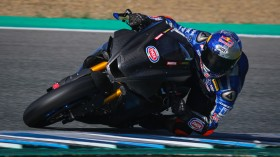 Toprak Razgatlioglu, Pata Yamaha Official WorldSBK Team, Jerez Test Day 2