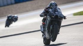 Jonathan Rea, Kawasaki Racing Team WorldSBK, Jerez Test Day 2