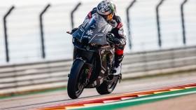 Jonathan Rea, Kawasaki Racing Team WorldSBK, Aragon Test Day 1