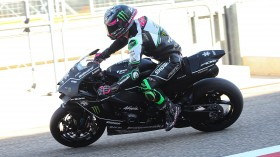 Alex Lowes, Kawasaki Racing Team WorldSBK, Aragon Test Day 1