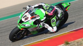 Loris Cresson, OUTDO Kawasaki TPR, Aragon Test Day 1