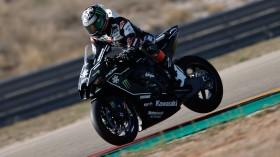 Kawasaki Aragon Test November