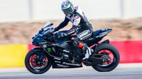 Kawasaki Aragon Test November