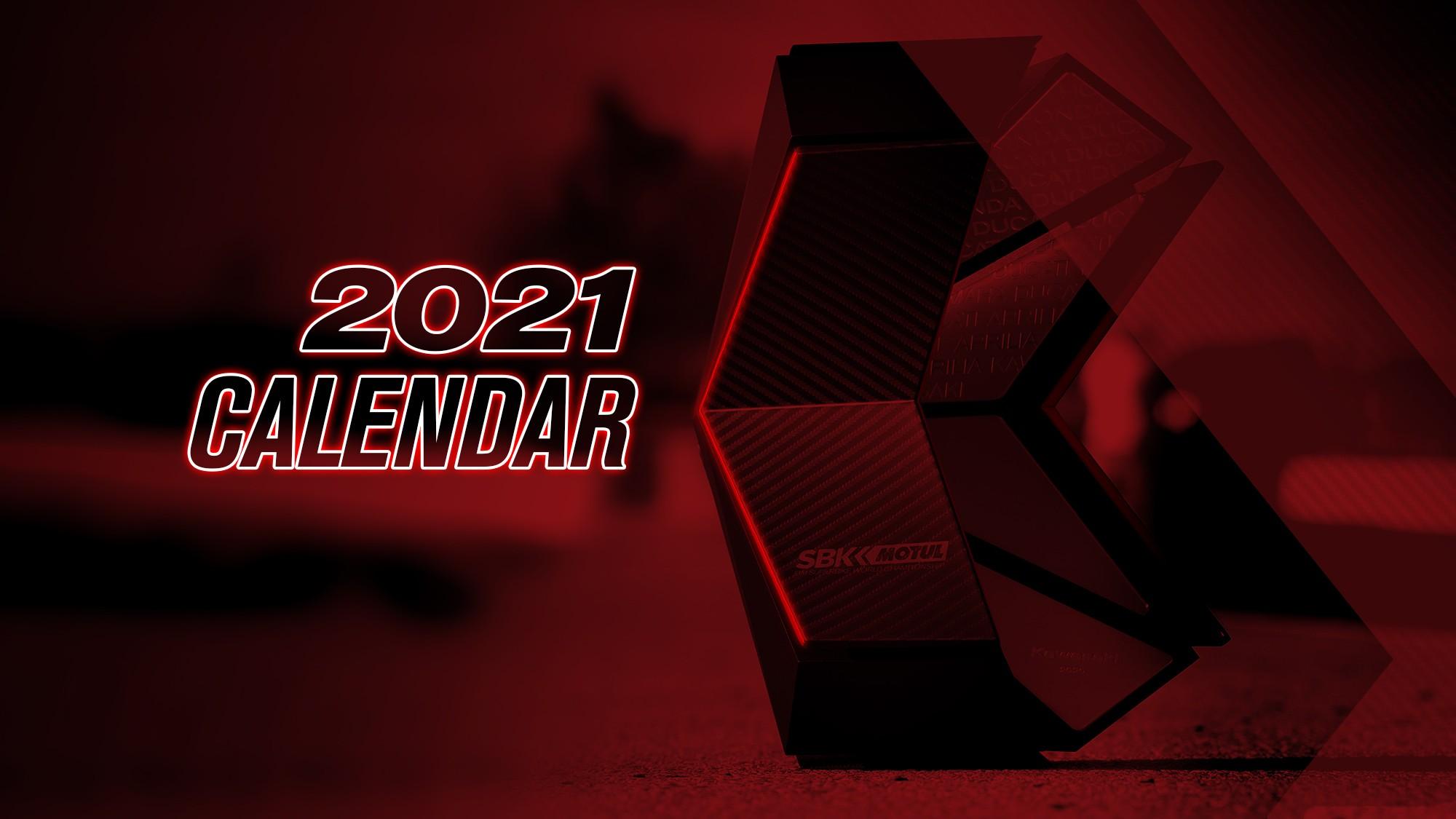 Calendrier Sbk 2022 WorldSBK