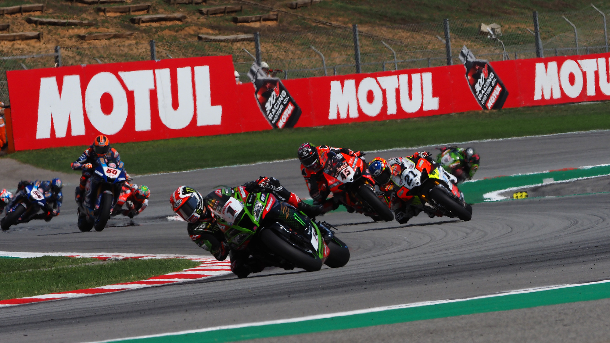 WorldSBK on Nova Sport and Voyo for the next five years