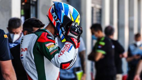 Leandro Mercado, MIE Racing Honda Racing, Aragon FP2