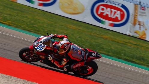 Niki Tuuli, MV Agusta Corse Clienti, Aragon FP2