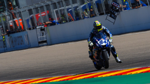 Federico Caricasulo, GMT94 Yamaha, Aragon FP2