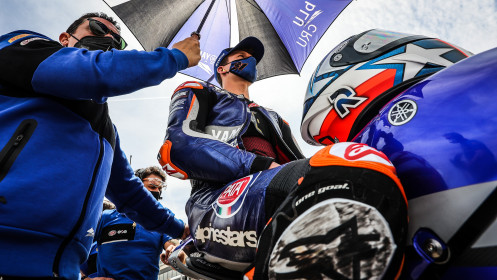 Garrett Gerloff, GRT Yamaha WorldSBK Team, Aragon RACE 1