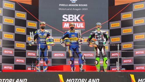 WorldSSP, Aragon RACE 1