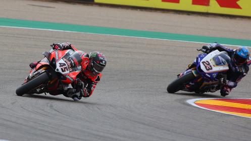 Scott Redding, Aruba.it Racing - Ducati, Aragon Tissot Superpole
