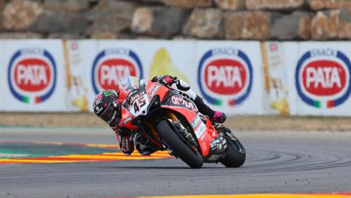 Scott Redding, Aruba.it Racing - Ducati, Aragon FP3