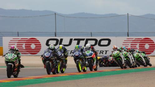 Tom Booth-Amos, Fusport - RT Motorsports by SKM - Kawasaki, Aragon RACE 1