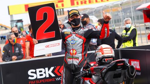 Niki Tuuli, MV Agusta Corse Clienti, Aragon Tissot Superpole