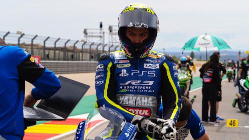 Ton Kawakami, AD78 Team Brasil by MS Racing, Aragon RACE 1