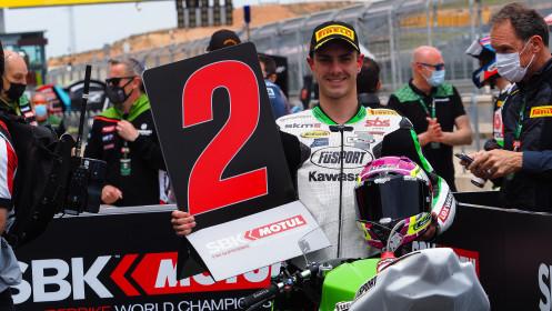 Tom Booth-Amos, Fusport - Rt Motorsports by SKM Kawasaki, Aragon RACE 1