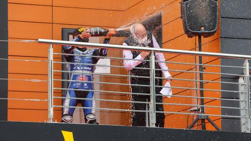 Jules Cluzel, GMT94 Yamaha, Aragon RACE 2