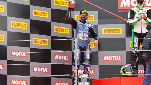 Unai Orradre, Yamaha MS Racing, Aragon RACE 2