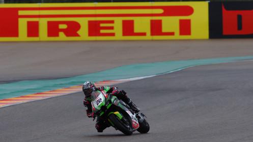 Alex Lowes, Kawasaki Racing Team WorldSBK, Aragon WUP