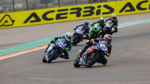 Manuel Gonzalez, Yamaha ParkinGo Team, Aragon RACE 2